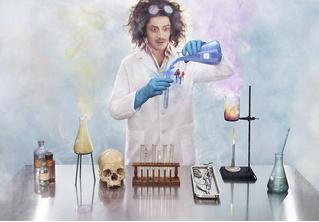 Как самому приготовить авангардные духи