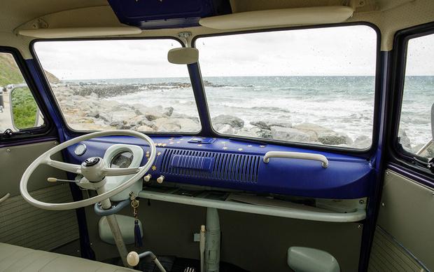 Фото №3 - Машина для любви, а не для войны: история легендарного «хиппи-буса» от VW