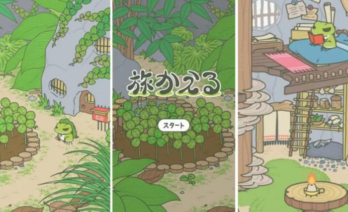 Фото №1 - Китайцы сходят с ума по японской игре про лягушонка