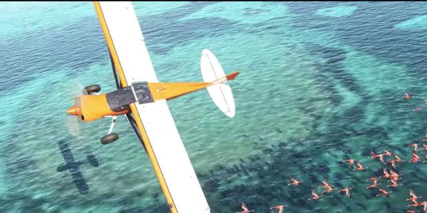 Фото №1 - Microsoft выпустит новую версию Flight Simulator в 2020 году (видео)