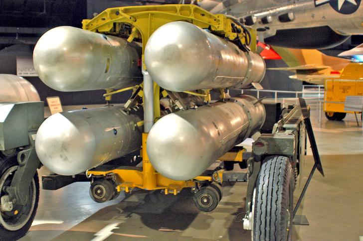 Бомбы Mark 28