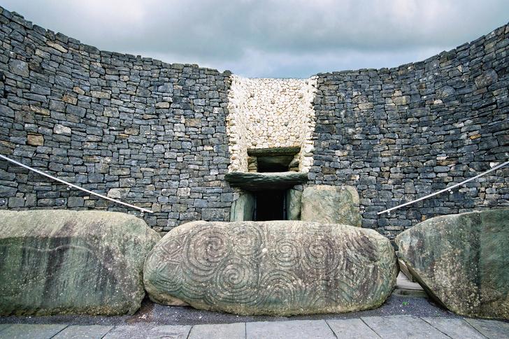 Фото №3 - Идеи для отпуска: Ньюгрейндж, Ирландия