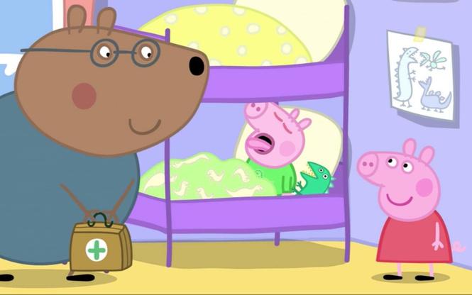 Министерство здравоохранения Великобритании обвинило «Свинку Пеппу» в нереалистичности