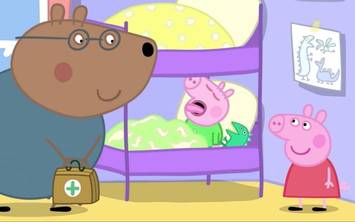 Фото №1 - Министерство здравоохранения Великобритании обвинило «Свинку Пеппу» в нереалистичности
