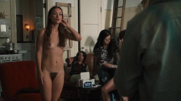 Фото №12 - Скромная Оливия Уайлд полностью обнажилась в сериале «Винил»