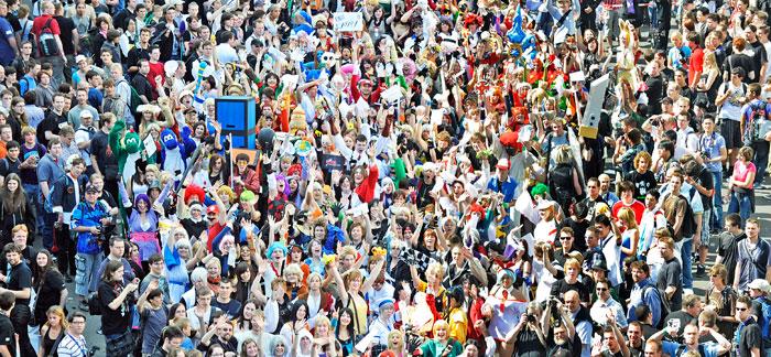 Фото №1 - Gamescom 2012. Беглецы и бродяги