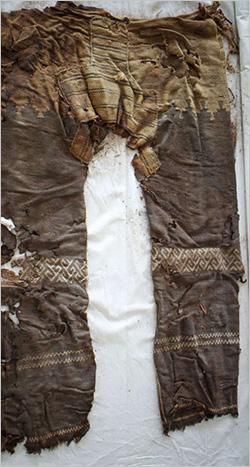 Самые старые штаны в мире