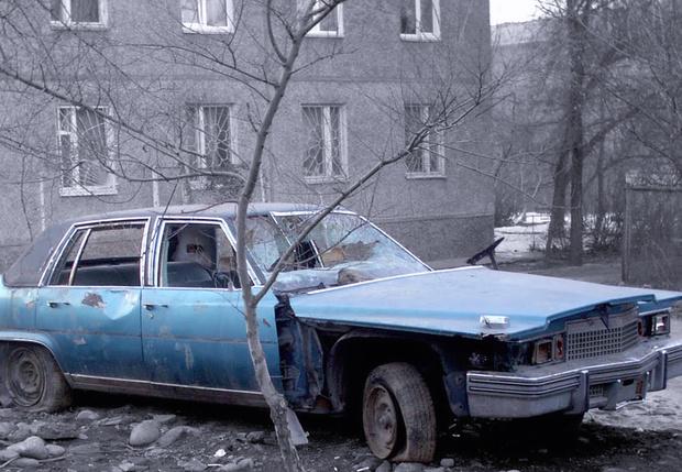 Фото №1 - Внимательный водитель, забывший, где припарковал автомобиль, нашел его через 20 лет!
