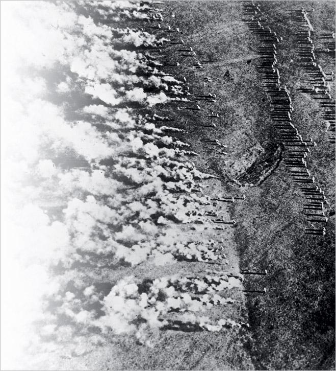 Фото №6 - Забытые подвиги Первой мировой войны, в которые сейчас сложно поверить