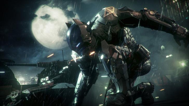 Фото №5 - Чрезвычайная бэтмобилизация. 6 причин экономить на обедах ради Batman: Arkham Knight