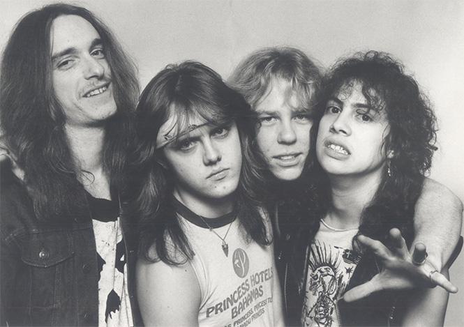 Фото №1 - 8 железных фактов о первом альбоме Metallica— «Kill 'em All»