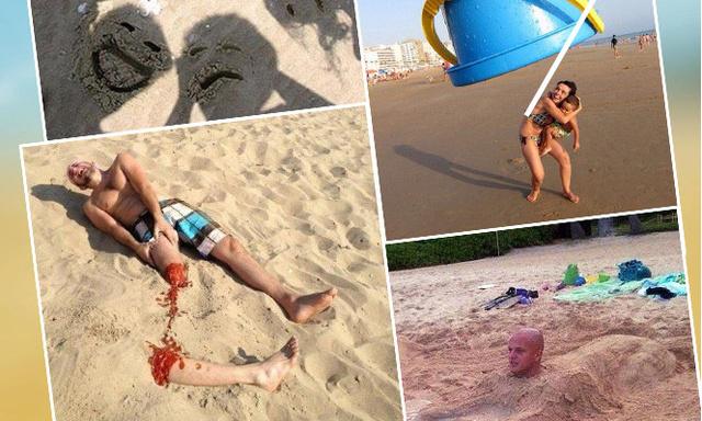 10 пляжных лайфхаков!