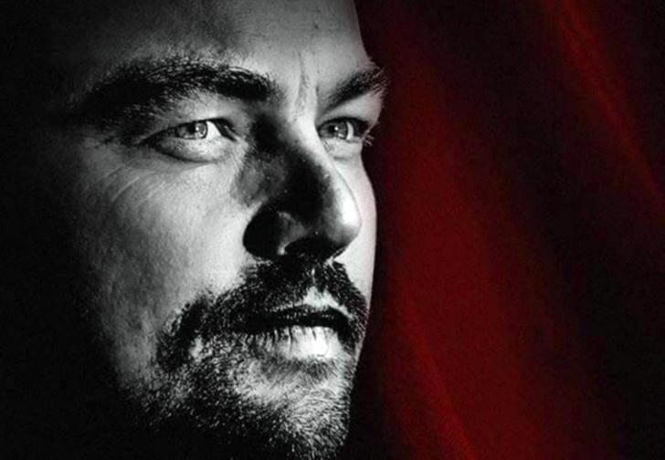 Фото №1 - Интернет обсуждает фейковые постеры к фильму «Ленин» с Леонардо Ди Каприо в главной роли