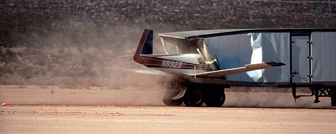 Краш бест! 9 самых зрелищных аварий со всего света