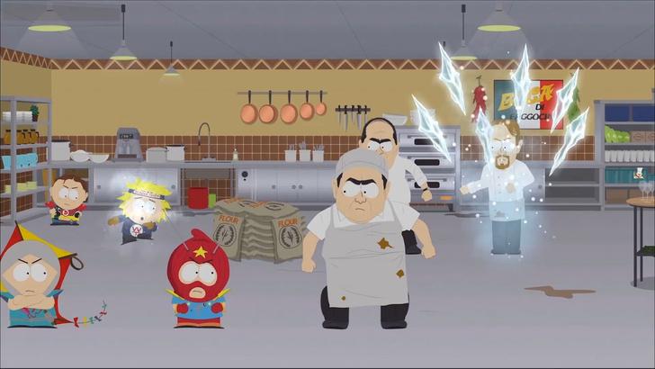Фото №2 - Страшно Важное Событие: мы поиграли в «South Park: The Fractured but Whole» и вот что думаем
