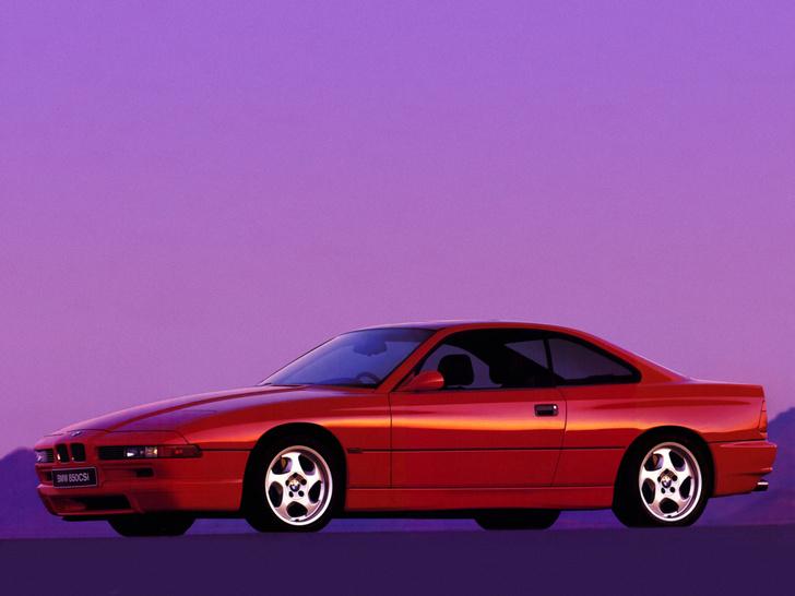 Фото №2 - Возрождение восьмой серии BMW все ближе