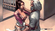 Фото №3 - Девушки из игры Tekken — добро должно быть с кулачками