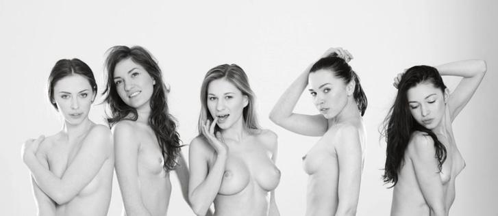 Фото №2 - Новый эротический альбом от создателя скандальной книги про Pussy Riot!