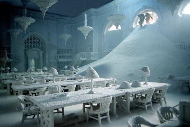 Этот российский фотограф снимает снег лучше всех на свете!