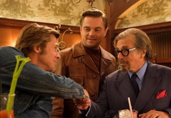 Фото №1 - Ди Каприо, Чарльз Мэнсон и нацисты в новом трейлере «Однажды в Голливуде» Тарантино (на русском)