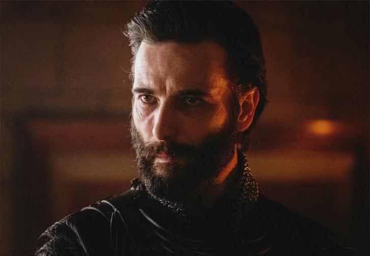 Фото №1 - Эд Стоппард: «Одна из главных причин смотреть «Падение ордена» — моя солидная борода!»