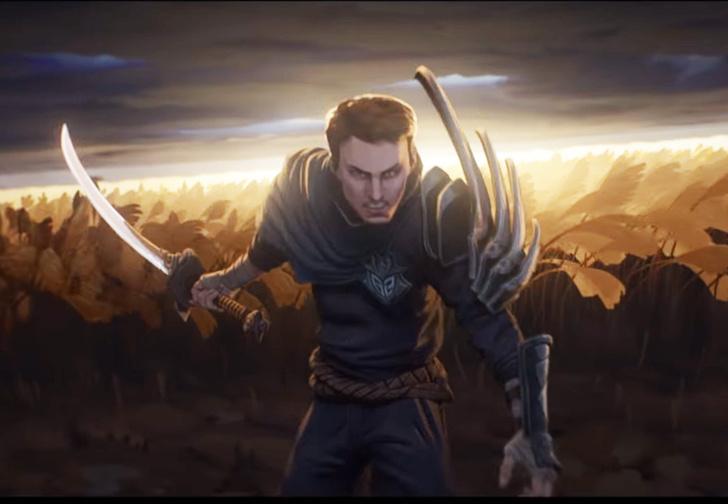 Фото №1 - Вышел гимн и клип к чемпионату мира по League of Legends