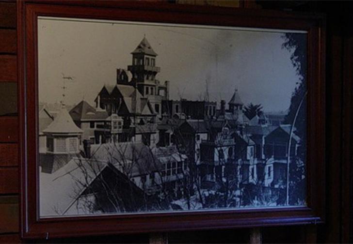 Фото №3 - Дом, который построили призраки: история дома вдовы Винчестер