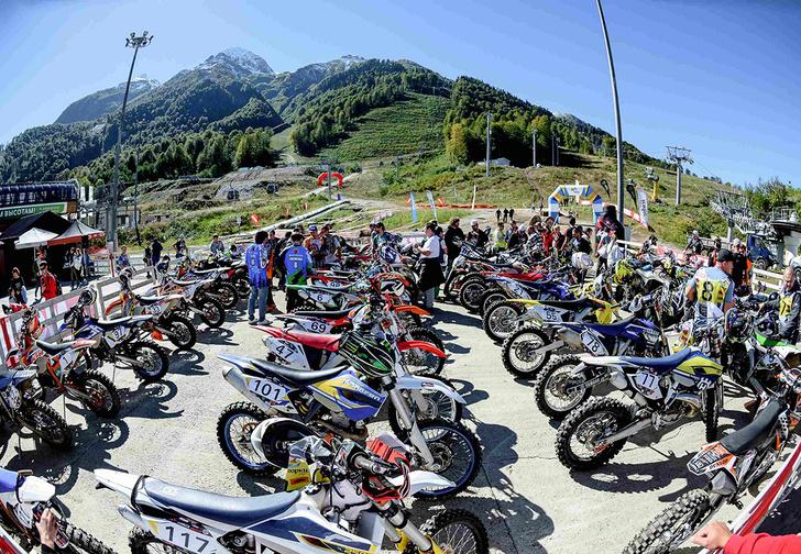 Фото №2 - В Сочи пройдет уникальный спортивный праздник Motul Extreme Show