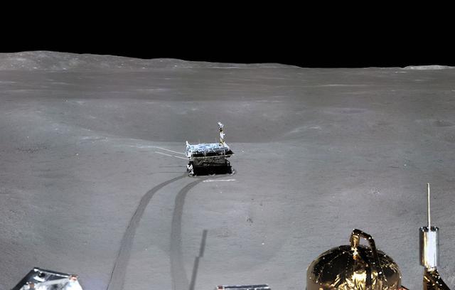 Фото №1 - Новейшая конспирологическая теория: высадка китайцами зонда на Луну — фальшивка