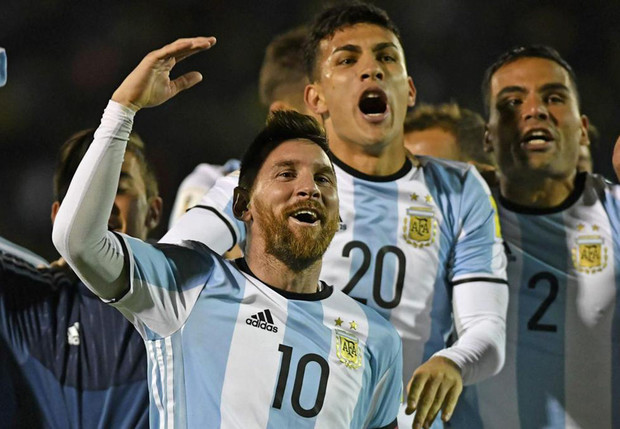 Фото №1 - Они сыграют на ЧМ. Группа D. Тайна аргентинцев: зачем Лео Месси поедет в Нижний Новгород?