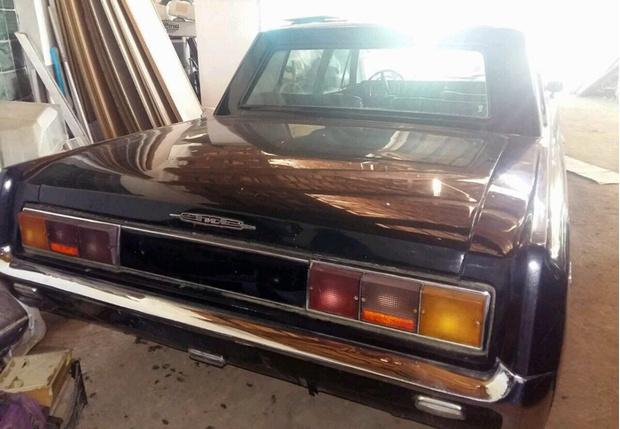 Фото №2 - Очередной «автомобиль Брежнева» выставлен на продажу