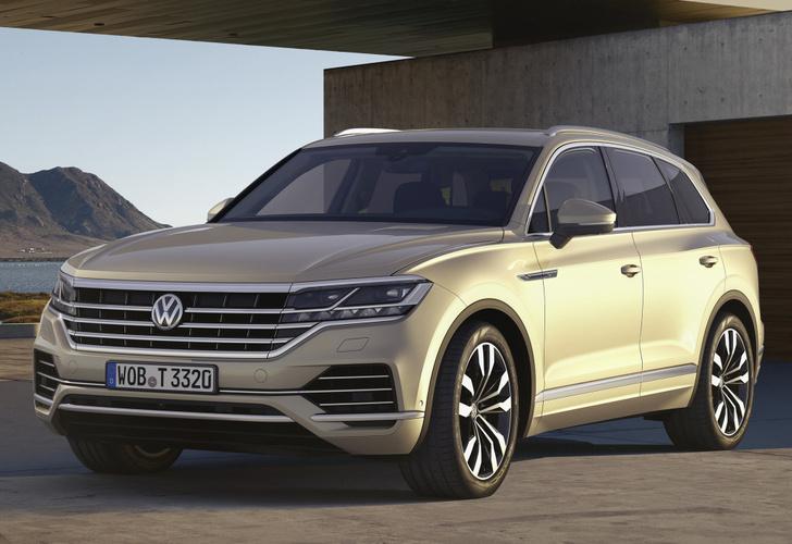Фото №2 - Представлен новый Volkswagen Touareg. И это повод бежать за нынешним поколением прямо сейчас