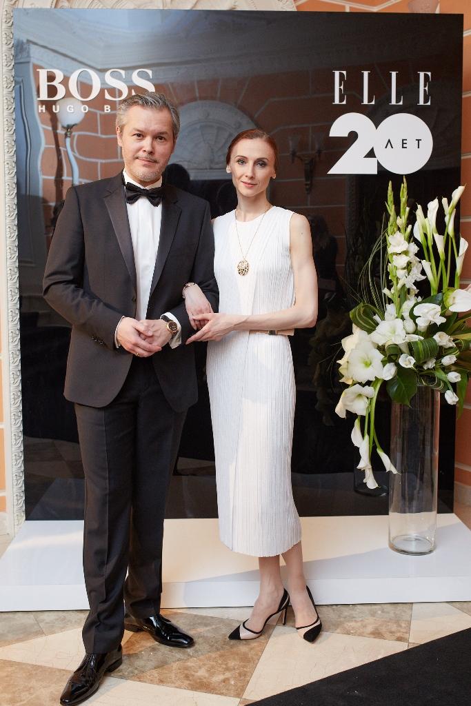 Фото №8 - Празднование 20-летия бренда ELLE в России