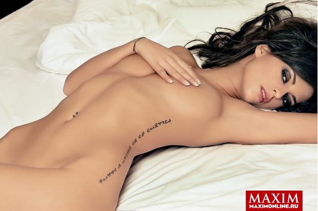 Фото №1 - Болгарская модель Боряна Костова: «Бывало, я проводила большую часть своего дня почти полностью без одежды»