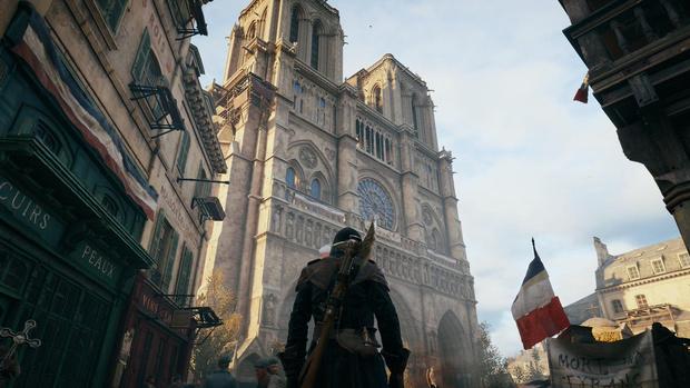 Фото №1 - Как будут восстанавливать Notre Dame de Paris