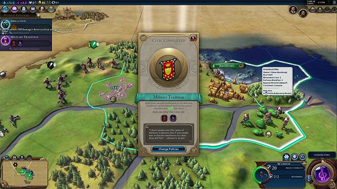 Фото №6 - Всё о будущей игре Civilization 6