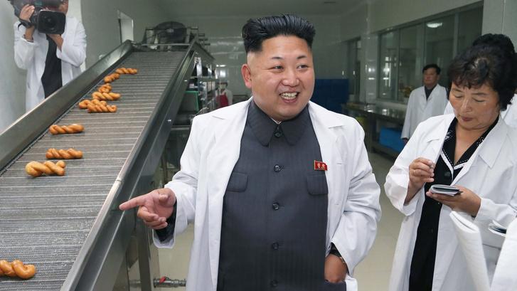 Фото №4 - Статуи, фальшивые доллары и еще 6 статей экспорта Северной Кореи