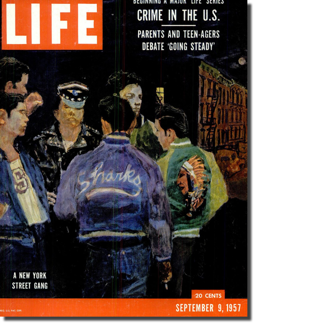 Фото №14 - Самые выдающиеся обложки в истории журнала Life