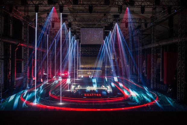 Фото №3 - На старт, внимание, премьера Audi!