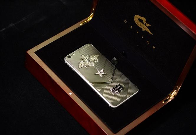 Феномен Caviar: за что успешные мужчины полюбили дорогие смартфоны