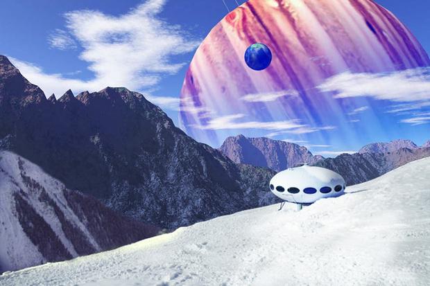 Фото №10 - Советские постройки на других планетах