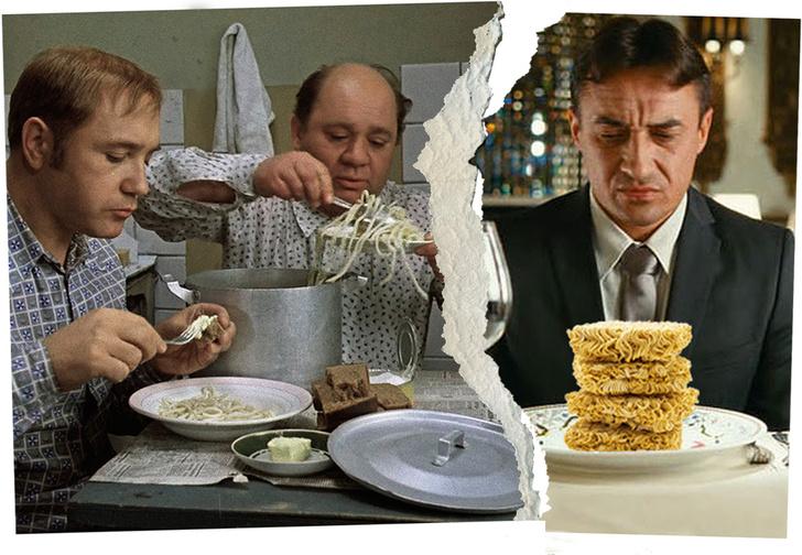 Фото №1 - Как изменилось питание россиян с 1980 года: исследование Росстата