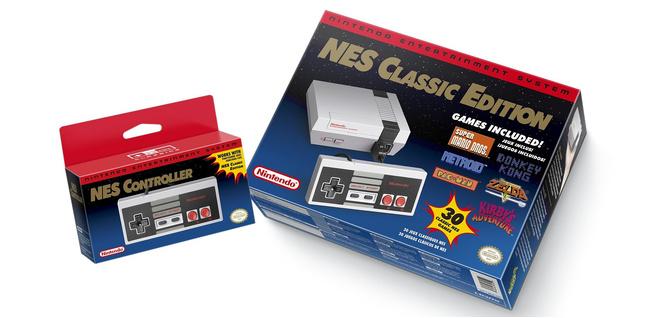 Возрождение культовой игровой приставки «Денди»... тьфу, то есть, NES!