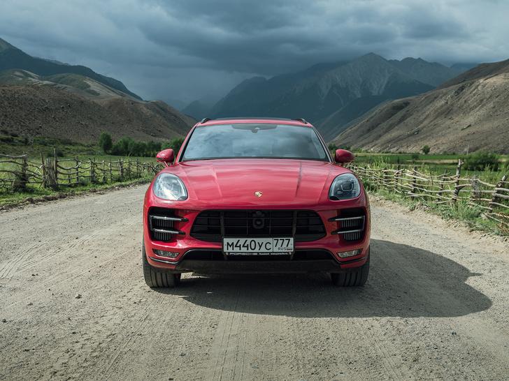 Фото №3 - Однажды Porsche Macan пришел в мир, чтобы нас удивить. И до сих пор не может остановиться.