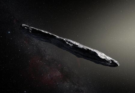 Последнее исследование ученых из Гарварда утверждает, что метеорит Оумуамуа — инопланетный зонд