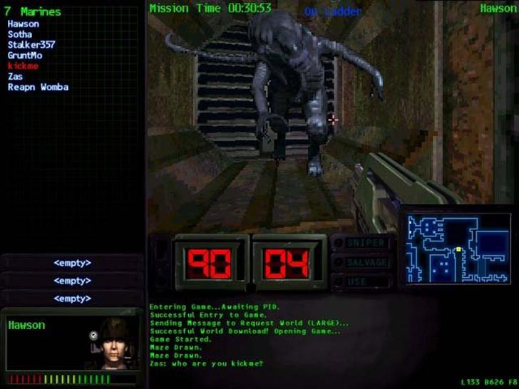 Фото №5 - Дрожь в коленках: почему 10 самых страшных игр про Чужого — ничто по сравнению с новой Alien: Isolation
