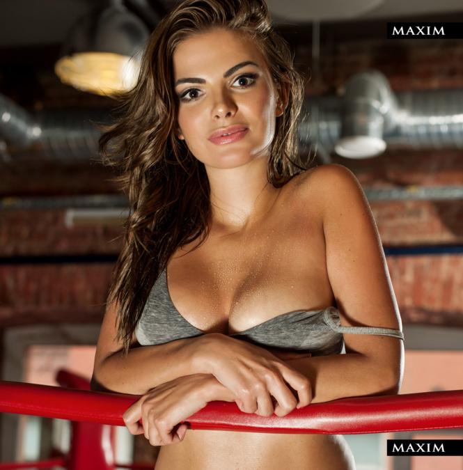 Фото №7 - Ведущие «Матч-ТВ», Хайди Клум и другие самые сексуальные женщины недели