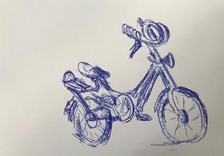 Психолог из Казани предложил в Сети нарисовать велосипед. И был обвинен в сексизме