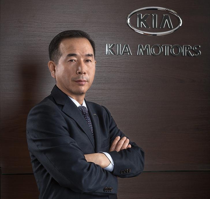 Фото №1 - Из сотрудников в президенты: высокое назначение в KIA Motors Rus