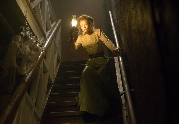 Фото №2 - Зловещий трейлер хоррора «Винчестер. Дом, который построили призраки»